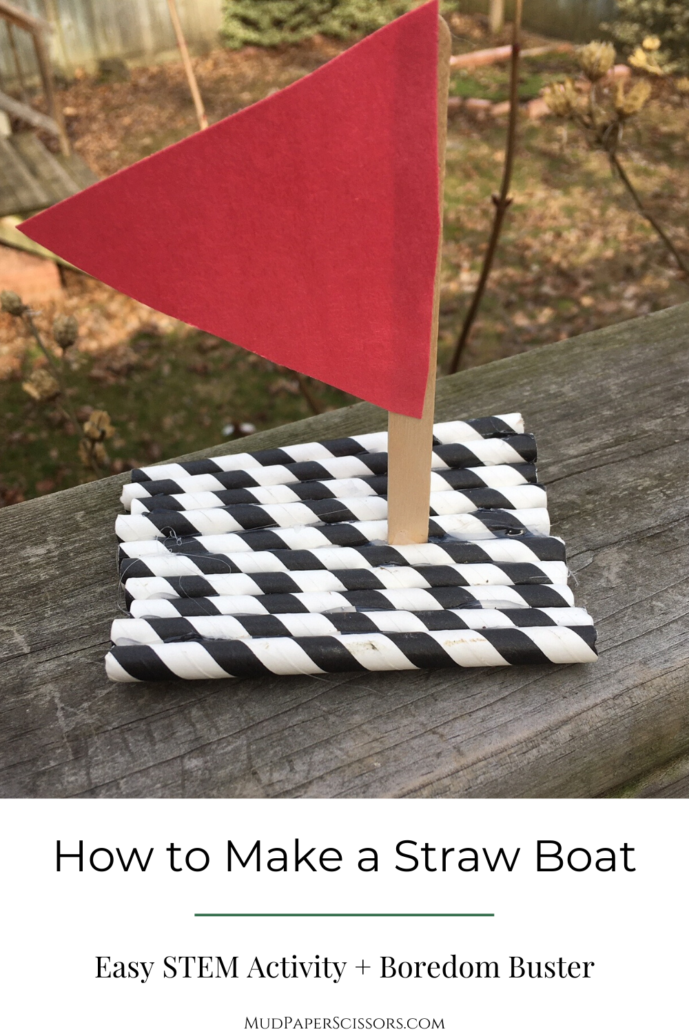 5 Ways To Make Boats A Stem Activity Mud Paper Scissors